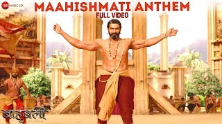maahishmati anthem full video baahubali the beginning prabhas tamannaah