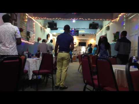 Sunday Service for Nigerian