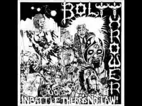 Bolt Thrower - In Battle There Is No Law (Full Album) mp3