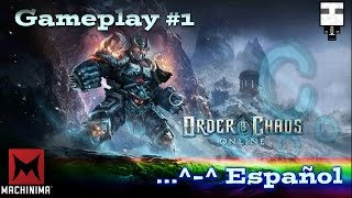 Order and Chaos Online Gameplay Español - SOY UN SEXY ELFO XD - #1