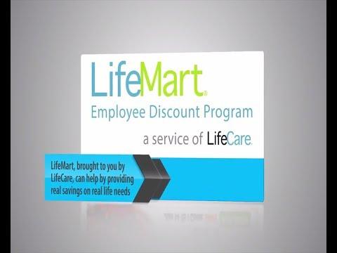 LifeMart Employee Discount Program