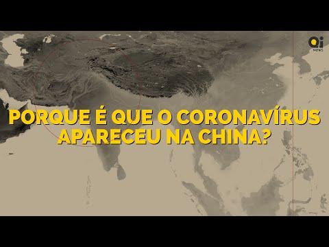 A CHINA CONTINUARÁ A SER POTENCIAL CRIADOURO DE VÍRUS MORTAIS 😱