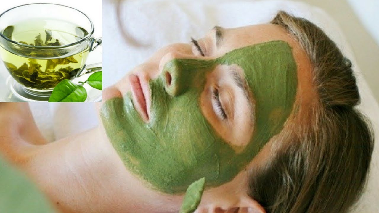 Image result for green tea for beauty