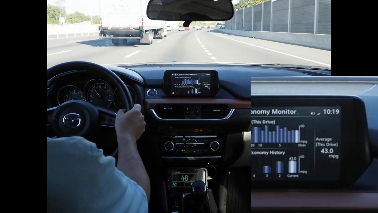 2017 Mazda 6 getting 45 MPG ep.41 - YouTube