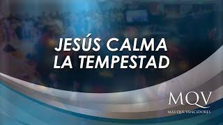 #TV253 Prédica del pastor Emilio Agüero  Jesús calma la tempestad