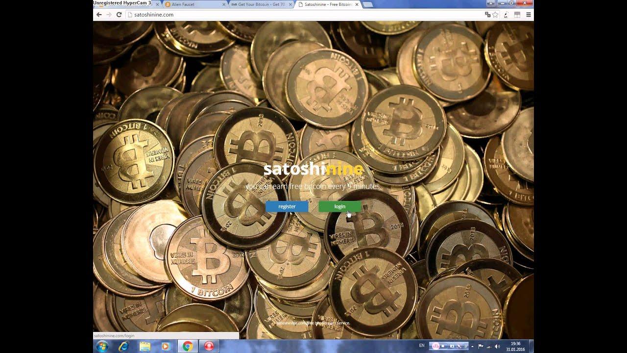 Быстрый заработок биткоинов без вложений бизнес на земле идеи