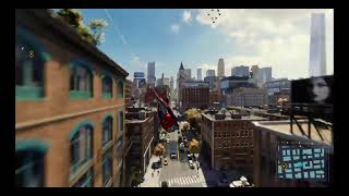 LIVE SPIDER-MAN :Beating Demons & Thugs in New York