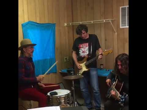 Les, Ler, & Deaner jamming backstage at North Coast Music Festival in Chicago