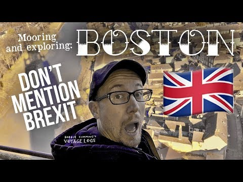 Boaters Guide To Boston: Migrants, Immigrants And Pub Of The Week 🍻👍