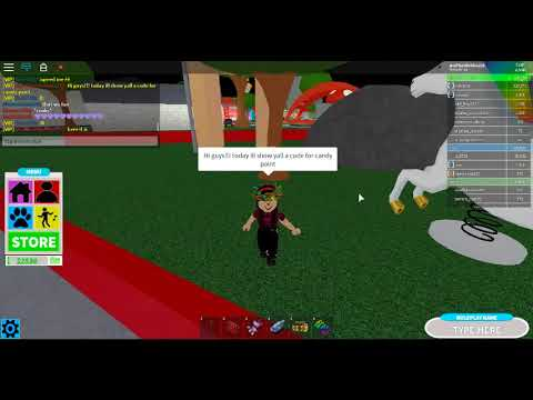 roblox id code for candy paint