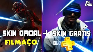 NEW FREE SKIN ON THE FORTNITE AND SKIN OF THE REVEALED FILMING!