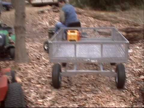 2 In 1 Monster Tractor Cart From Supply Co