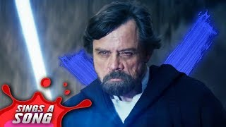 Luke Skywalker Sing A Song (Star Wars Parody - Warning SPOILERS!)