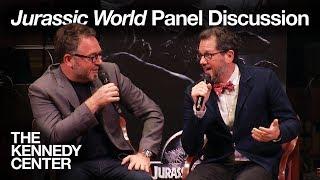 """Michael Giacchino, Colin Trevorrow & Matthew T. Carrano talk """"Jurassic World"""" - In Concert"""