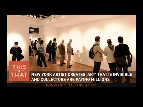 New York Artist Makes Millions Off