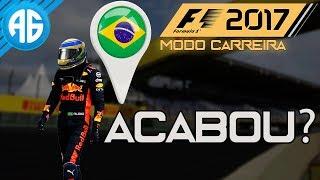 F1 2017 #119 GP DO BRASIL - EU AINDA NÃO ACREDITO NESSA CORRIDA! (Português-BR)