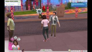 """Sims 4 Let's Play: Ep. 6 Operation """"Get A Man"""""""