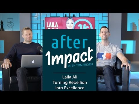 After Impact: Laila Ali