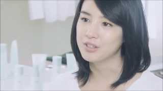 """Nanami Sakuraba TV Ad """"Noevir 99 Plus"""" 桜庭ななみ 検索動画 28"""