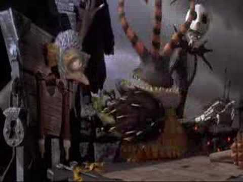 Nightmare Before Christmas - Making Christmas - English - YouTube