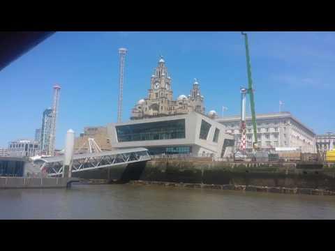 Mersey Ferries, Liverpool.