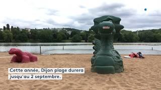 Dijon plage 2018