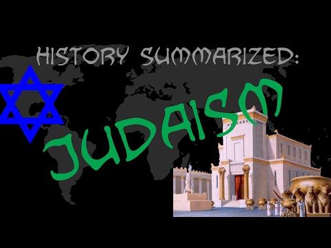 History Summarized: Persistence of Judaism