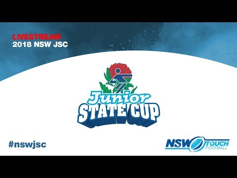 2018 Junior State Cup - Day 3 (Finals)