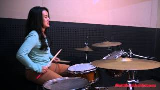 belajar drum warming up saat latihan drum jeane phialsa
