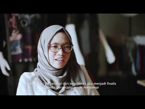 EXSPORT CREATING GOODNESS - INSPIRATIONAL PEOPLE with DHIYA FAJRI SADIDA