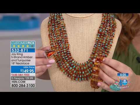HSN | Mine Finds by Jay King Jewelry Celebration 07.30.2017 - 02 AM