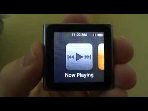 tech tip 12 ipod how to turn off repeat on ipod nano youtube. Black Bedroom Furniture Sets. Home Design Ideas