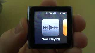 Tech Tip #12 iPod - How to turn off Repeat on iPod nano
