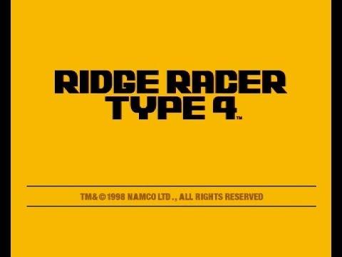 PSX Longplay [339] Ridge Racer Type 4 (a)