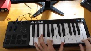 Alesis V25 MIDI Keyboard Controller Review