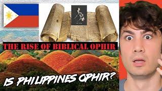 PROOF THAT PHILIPPINES WAS A BIBLICAL OPHIR, SEBA, TARSHISH AND ANCIENT HAVILAH