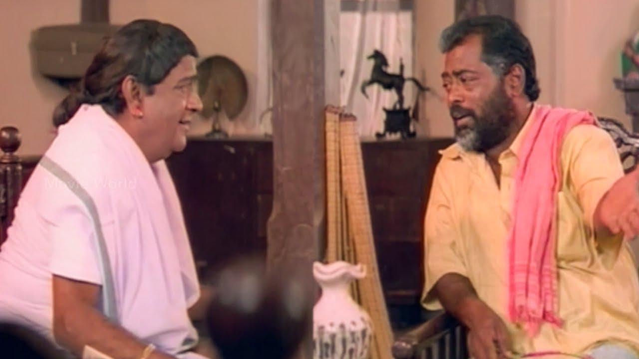 Manivannan Comedy Scenes   Tamil Comedy Scenes   Manivannan Comedy
