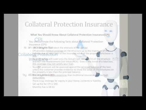55 FI-Collateral protection insurance