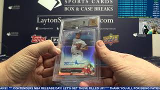 Layton Sports Cards BGS Reveal Video 2/21/18 - Thanks All!