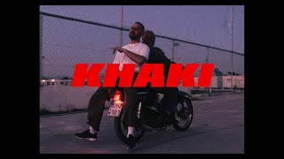 Tony Raw - KHAKI (Official Video 4K) (Prod. by Gamecue)