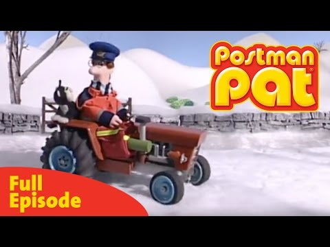 Postman Pat | Tricky Transport Day | Postman Pat Full Episodes