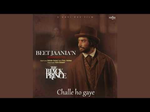 Beet Janiya'N (Endless Love) ll Cover By Barinder Singh l Music - Amitojdeep Singh.