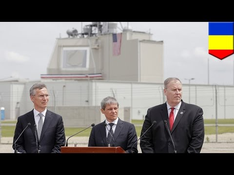 USA vs Russia, Iran? Russia furious Romania-based US missile defense site activated - TomoNews