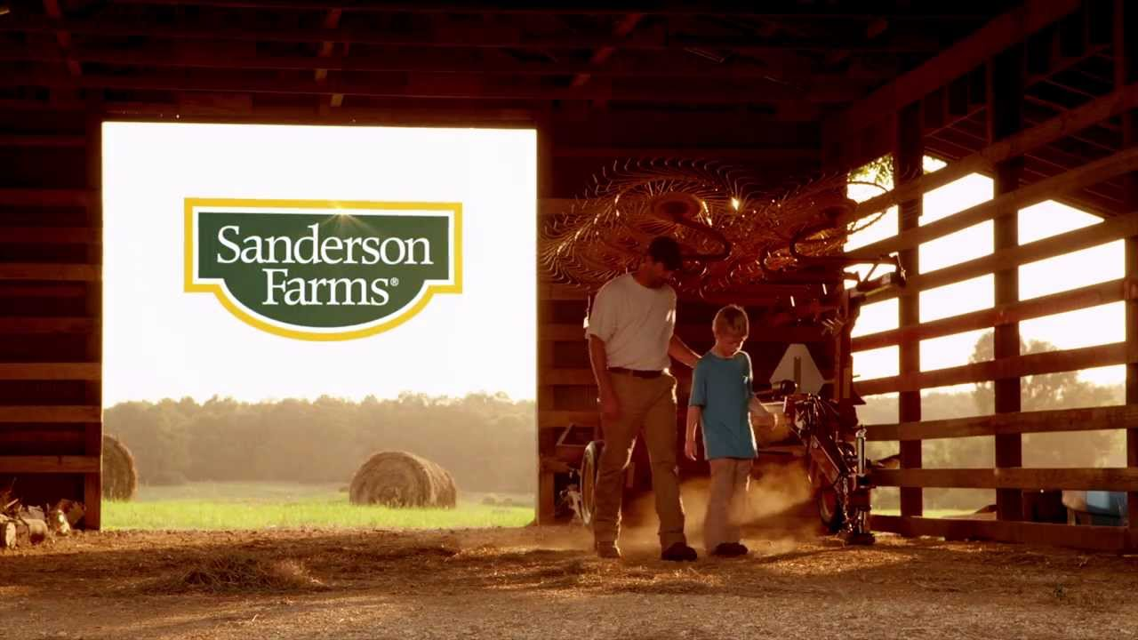 Sanderson farms sfctgc30 youtube for Sanderson builders