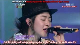 [Vietsub Perf] The Sound Of The Wind - Moon Geun Young (Kim Jung Eun Chocolate Cut)
