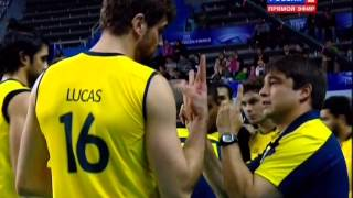 FIVB World League 2013 Brazil vs Russia Full Match