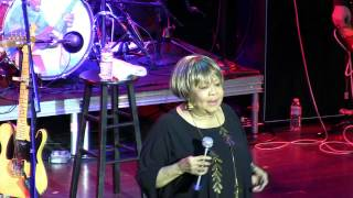 "Mavis Staples LRBC Jan 2013 ""Why Am I Treated So Bad"""