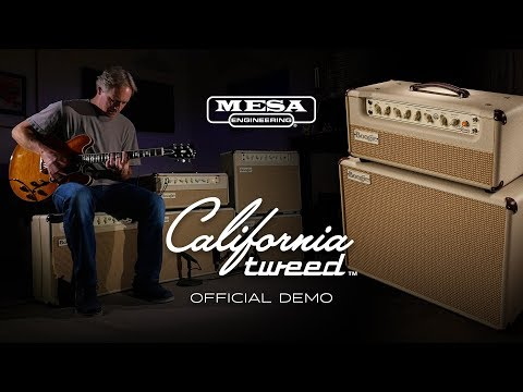 MESA/Boogie California Tweed™ 6V6 4:Forty Official Demo