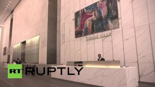 USA: One World Trade Center opens for business