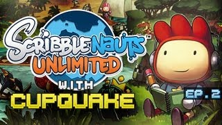 """NO BABIES"" Scribblenauts Unlimited Ep 2"
